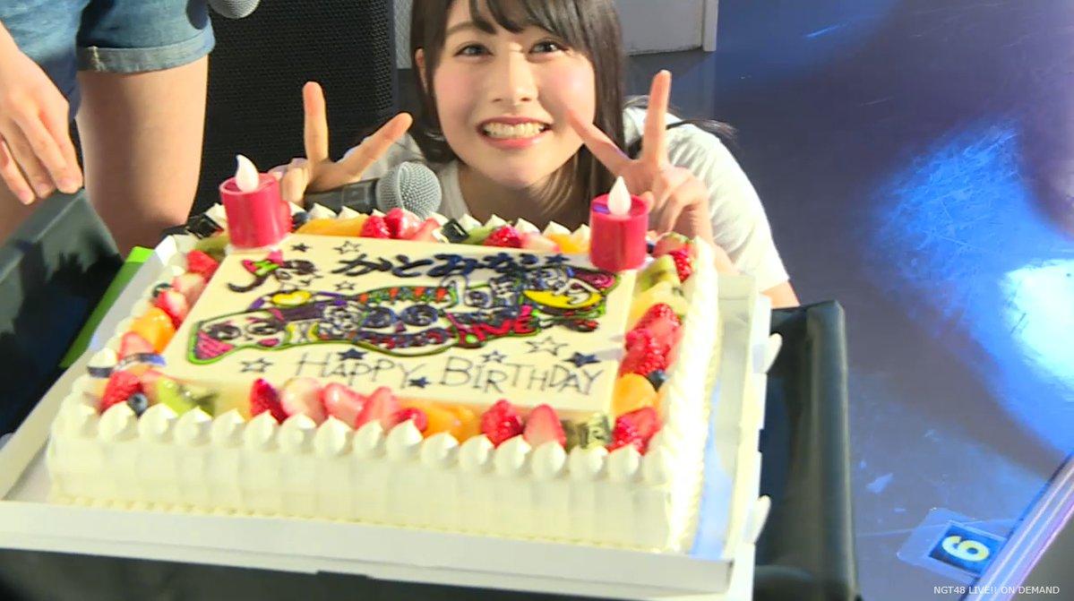 速報版】 加藤美南 18歳の生誕祭レポート - NGT48生誕祭