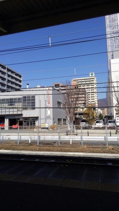 甲府駅20170201
