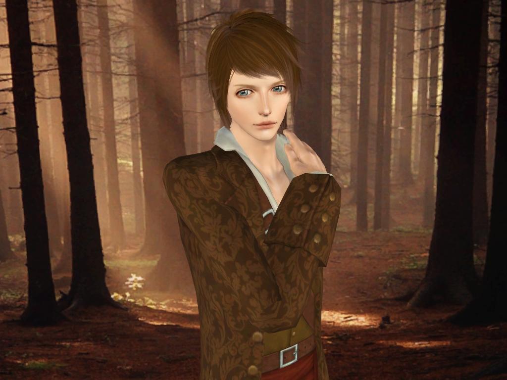Sims3 CASチャレンジ Part3 (「Reign/クイーン・メアリー」 バッシュ)