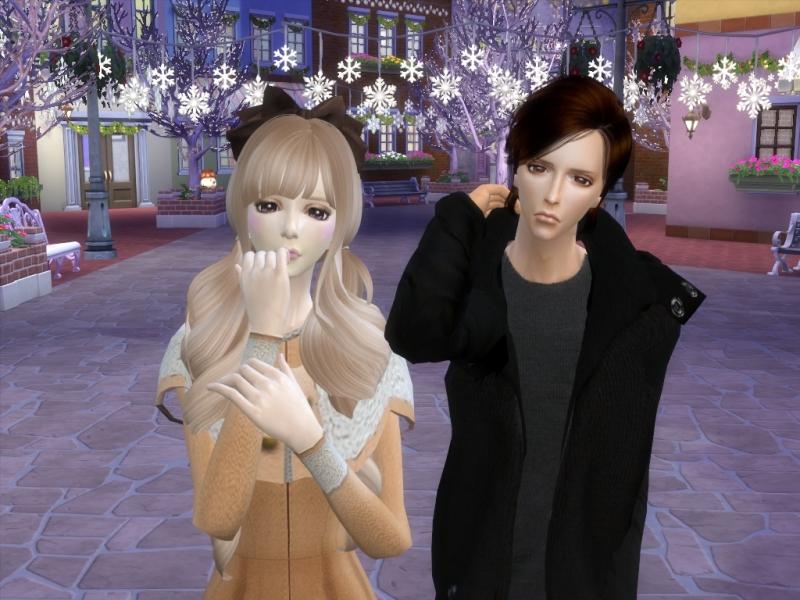 Sims4 Diary Part2