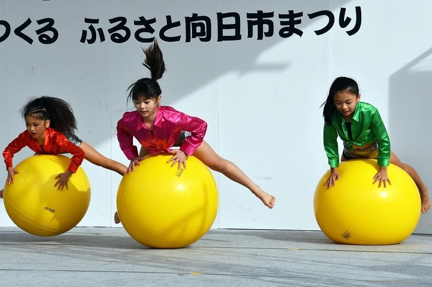 向日市・ダンス#1 (4)