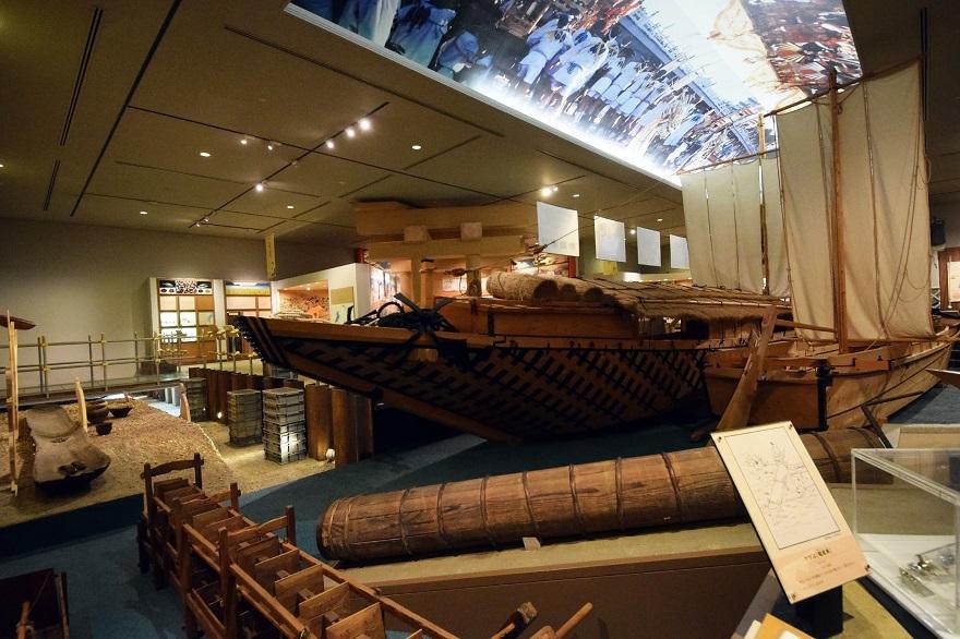 琵琶湖博物館・冬 (5)