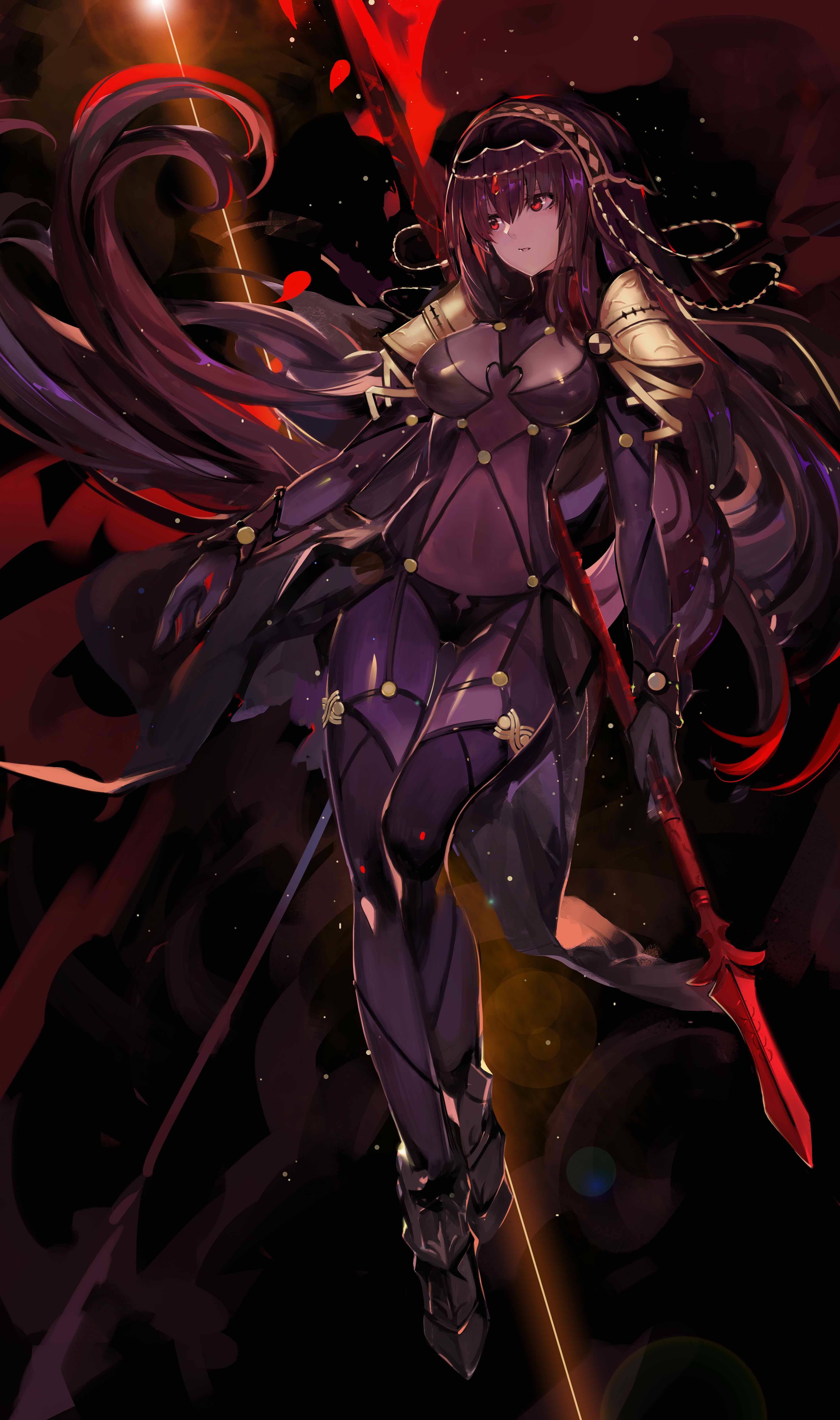 Fate grandorder lancer sc thach - 2017 anime wallpaper ...