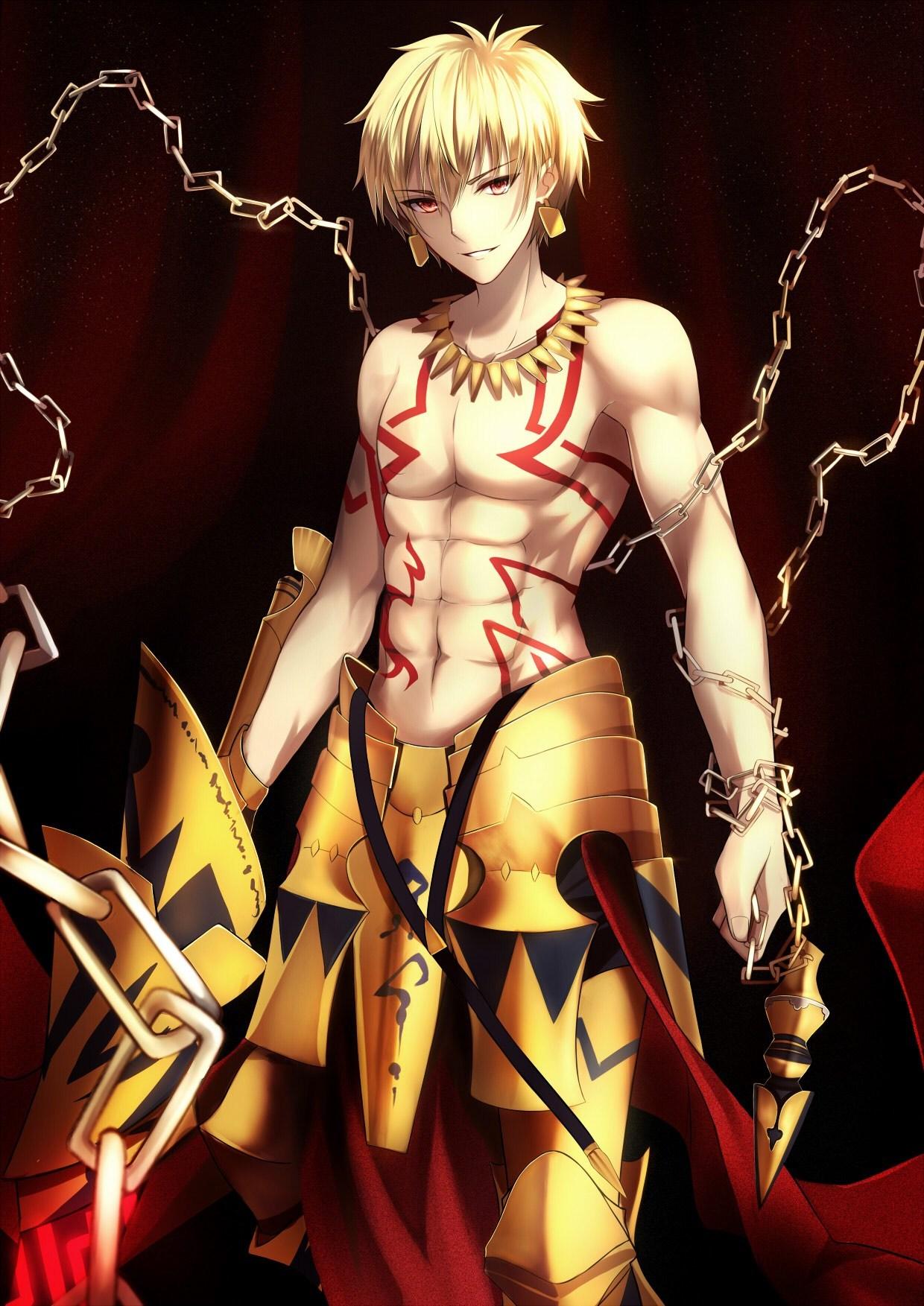 Fate Grandorder ギルガメッシュ Gilgamesh 2254 厳選アニメ壁紙 17