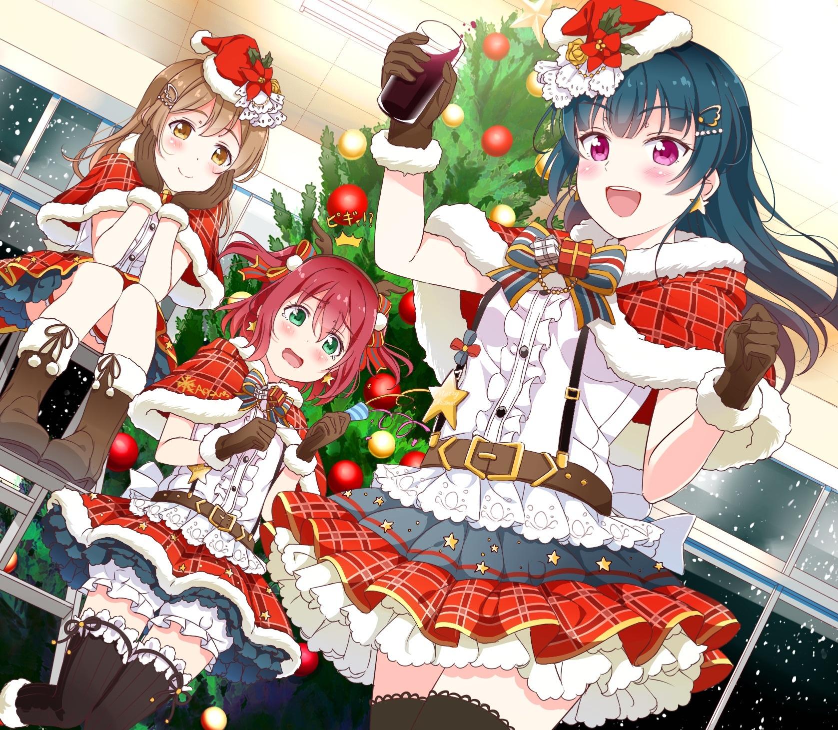 Lovelive 5326 - 2017 anime wallpaper ...