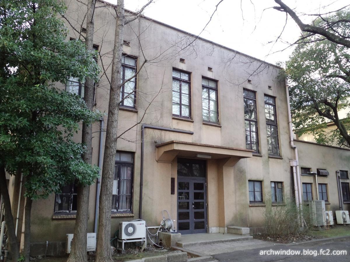 東京帝国大学 航空研究所プロペラー部室4