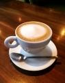 飲み物-ホットカフェオレ
