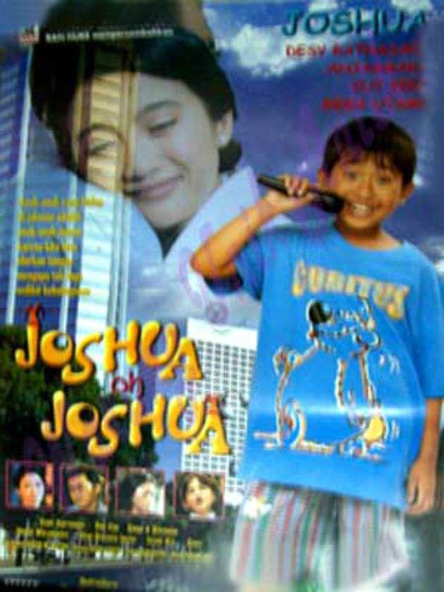 Hasil gambar untuk poster joshua oh joshua