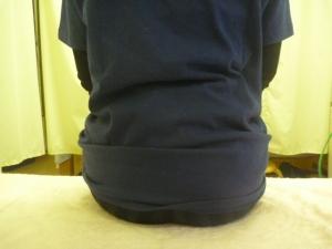 腰の痛み 前かがみによる腰痛
