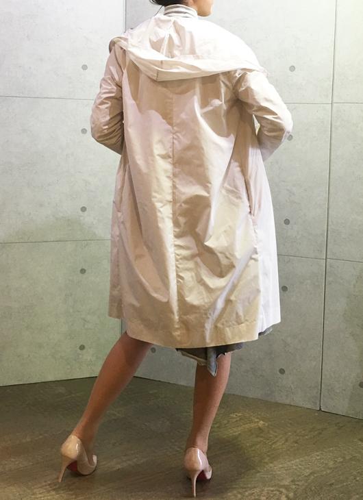 イリゼのスプリングコート