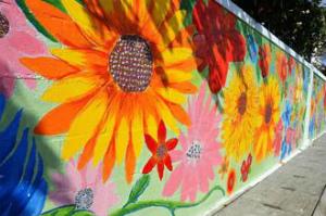 """img_a33db2e099""""花""""やぐ壁面"""