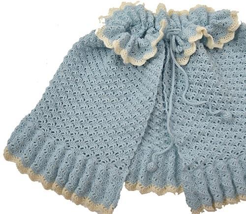 1617ハッピーベビー赤ちゃんポンチョ
