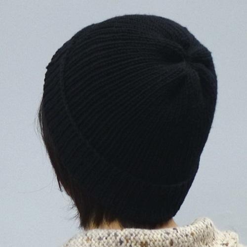 1629ブランドシンプルなビーニーニット帽