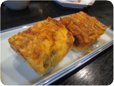 店頭惣菜(玉子焼き)