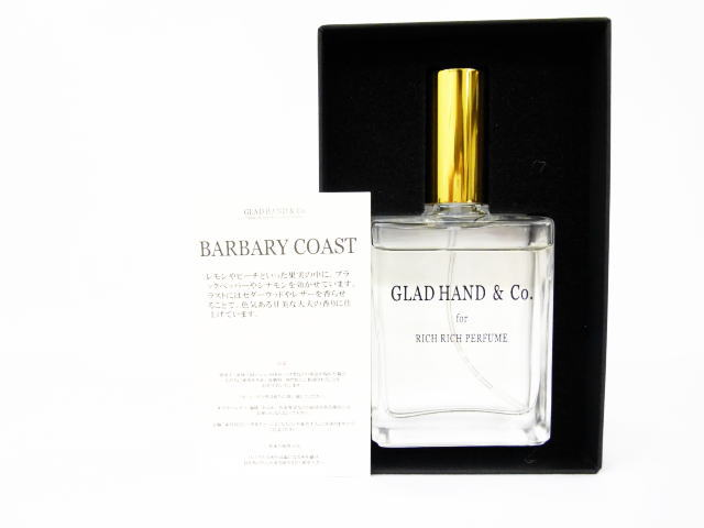 GLAD HAND PERFUME BARBARY COAST
