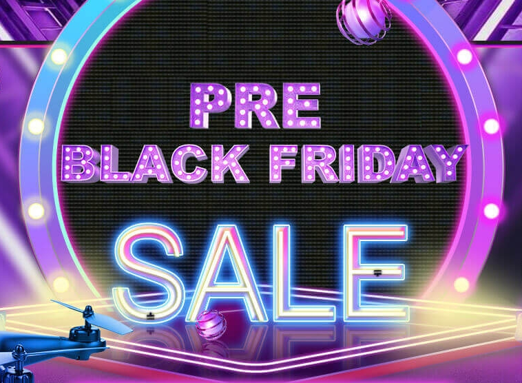 2018 Banggood Black Friday PreSALE