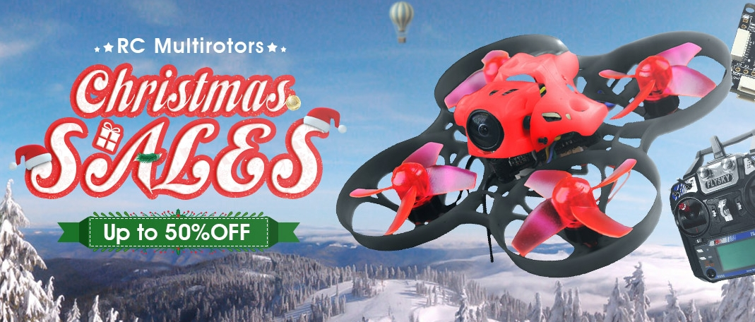 2018 Banggood Xmas SuperSALE RC
