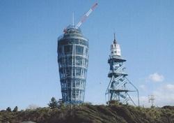 新旧江ノ島灯台