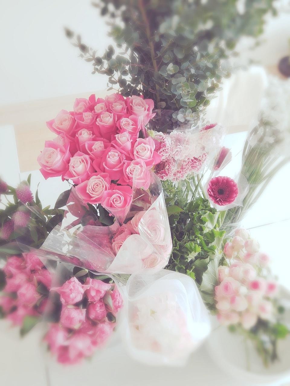 日々のこと~凜とした薔薇に想う