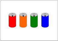空き缶のフリー素材テンプレート・画像・イラスト