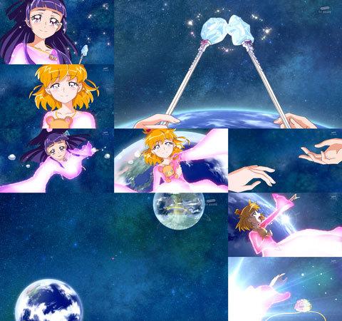 【魔法つかいプリキュア!】第49話「さよなら…魔法つかい!奇跡の魔法よ、もう一度!」