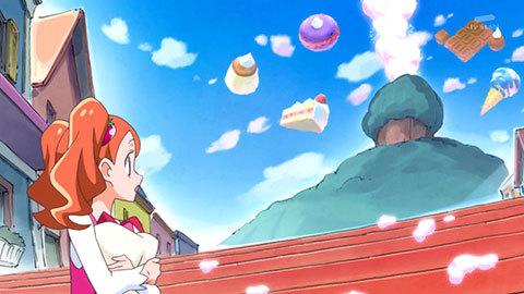 【キラキラ☆プリキュアアラモード】第01話「大好きたっぷり!キュアホイップできあがり!」