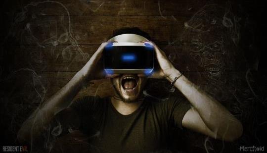 PS VRに62,000人以上の人がResident Evil 7をプレイしています