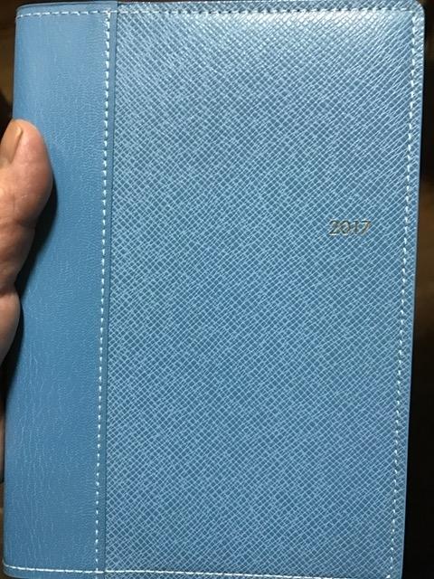2017手帳