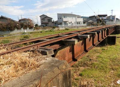 【廃線跡】安比奈線―西武新宿線南大塚から歩く