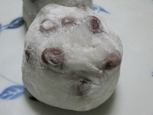 豆大福⑧ 【湯島】の「つる瀬」で豆大福3個と汁粉を食べた!