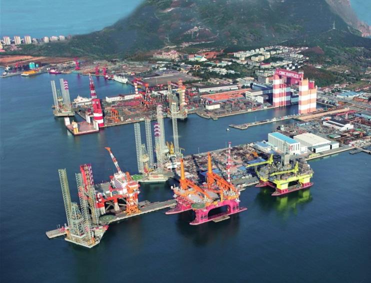Yantai Raffles Shipyard