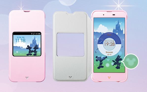 005_Disney Mobile on docomo DM-01J