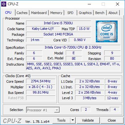 Core i5-7200U_CPU-Z_01a