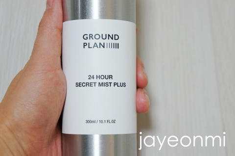 GROUND PLAN_グランドプラン_ミスト_24H2
