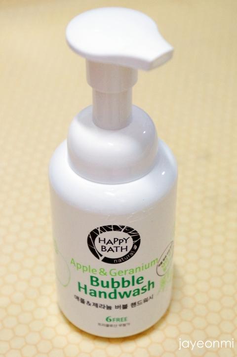 Happy Bath_ハッピーバス_バブル ハンドウォッシュ_3