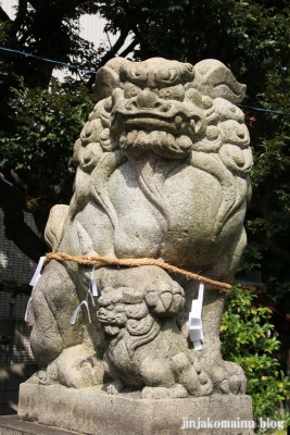 竹塚神社(足立区竹の塚)10