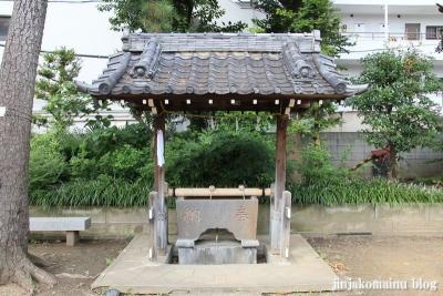 竹塚神社(足立区竹の塚)6