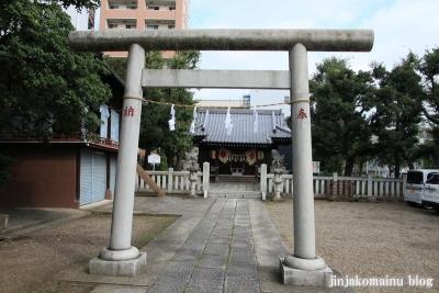 竹塚神社(足立区竹の塚)7