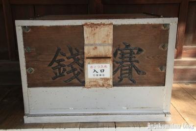竹塚神社(足立区竹の塚)8