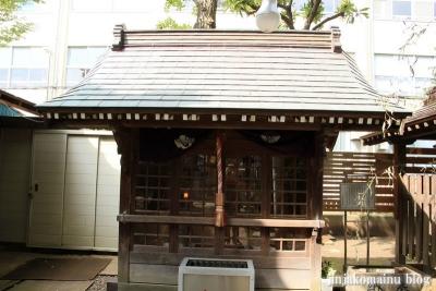 保木間氷川神社(足立区西保木間)17