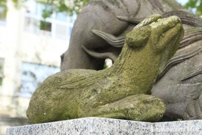 保木間氷川神社(足立区西保木間)34