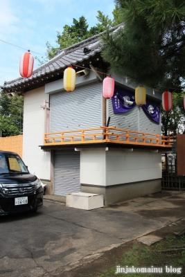 保木間氷川神社(足立区西保木間)8