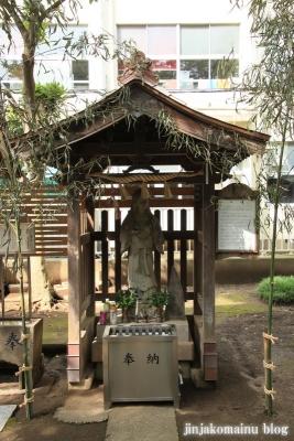 保木間氷川神社(足立区西保木間)19