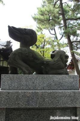保木間氷川神社(足立区西保木間)24