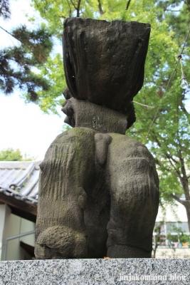 保木間氷川神社(足立区西保木間)25