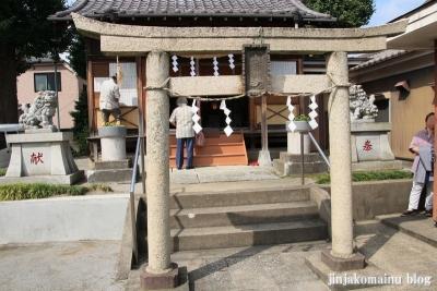 山王神社(足立区保木間)8