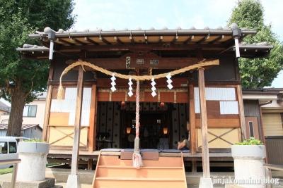 山王神社(足立区保木間)10