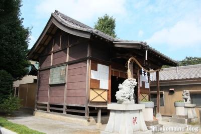 山王神社(足立区保木間)13
