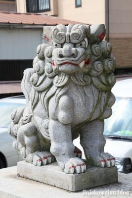 山王神社(足立区保木間)12