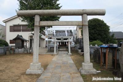 稲荷神社(足立区一ツ家)3